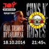 GUNS'N'ROSES TRIBUTE BY JAILBREAK в Joystation