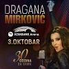 Концерт на Драгана Миркович в Белград: 30 години на сцена!