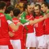 Подкрепям българския национален отбор по волейбол